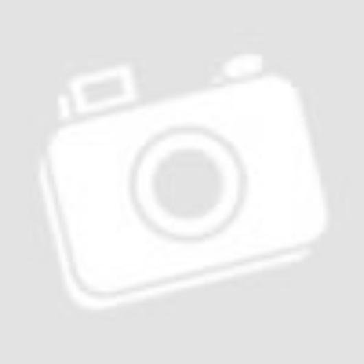 Hookah Flame Jagged alu szívóvég és konnektor szett - ezüst